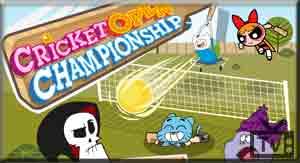 Hora de Aventura – Campeonato de Cricket