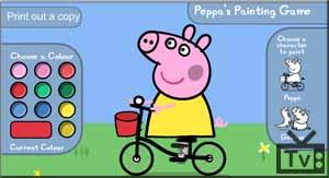 Peppa Pig Jogos