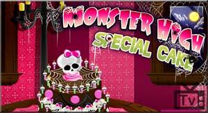 Jogos de Monster High na Tv Jogos
