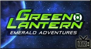 Green Lantern 3D: Emerald Adventures