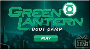 Green Lantern: Boot Camp