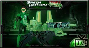 Green Lantern: Battle Shifters