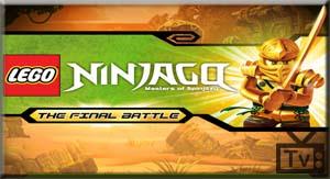 Ninjago – Jogo de Luta dos Mestres