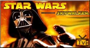 Star Wars Games: Epic Lightsaber Duel